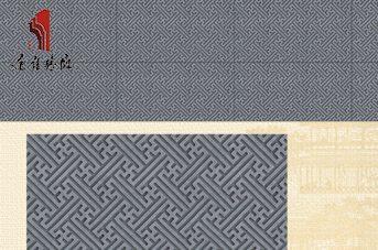 砖雕厂家古建青砖墙面青砖装修|万字纹TY-QD073